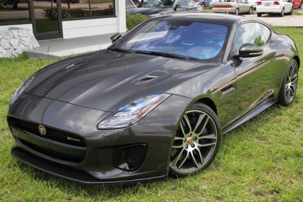 Used 2018 Jaguar F-TYPE R-Dynamic | Miami, FL n10