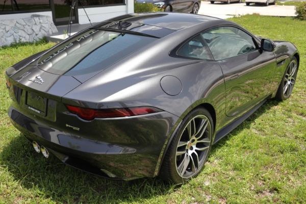 Used 2018 Jaguar F-TYPE R-Dynamic | Miami, FL n13