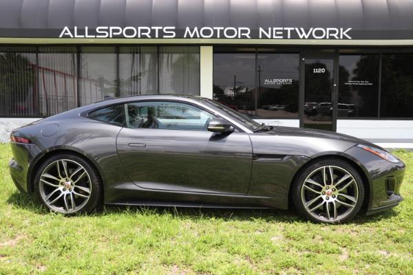 Used 2018 Jaguar F-TYPE R-Dynamic | Miami, FL n18