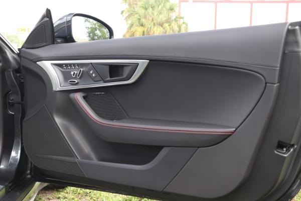 Used 2018 Jaguar F-TYPE R-Dynamic | Miami, FL n25