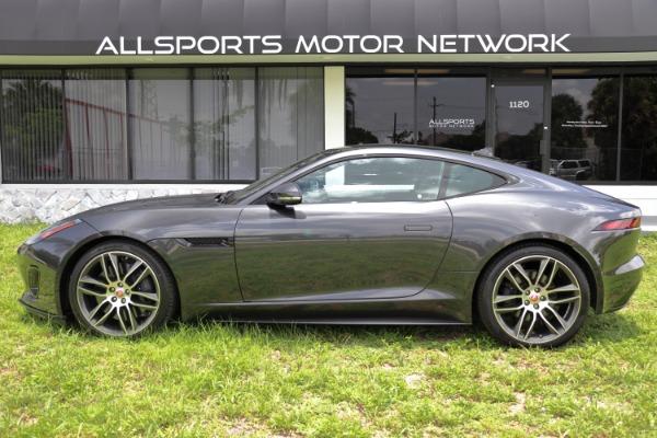Used 2018 Jaguar F-TYPE R-Dynamic | Miami, FL n4