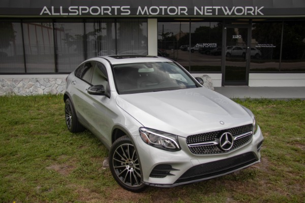 Used 2017 Mercedes-Benz GLC Coupe AMG Sport Pkg. GLC 300 4MATIC | Miami, FL n11