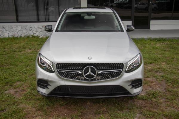 Used 2017 Mercedes-Benz GLC Coupe AMG Sport Pkg. GLC 300 4MATIC | Miami, FL n12