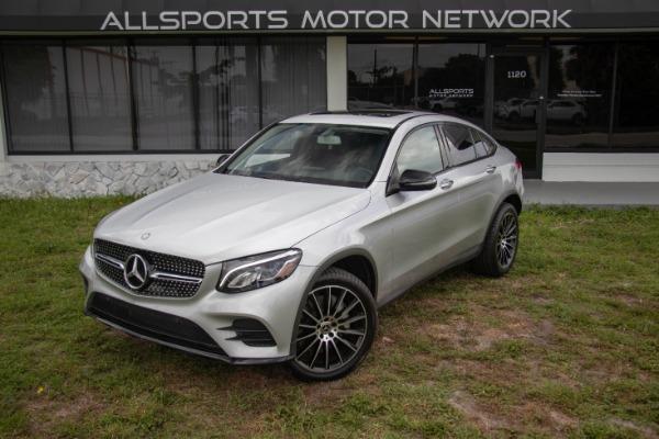 Used 2017 Mercedes-Benz GLC Coupe AMG Sport Pkg. GLC 300 4MATIC | Miami, FL n13