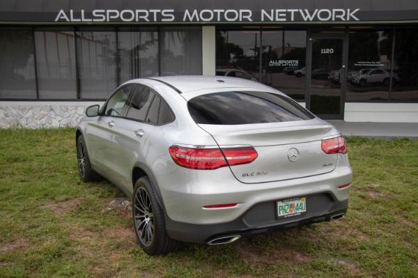 Used 2017 Mercedes-Benz GLC Coupe AMG Sport Pkg. GLC 300 4MATIC | Miami, FL n17
