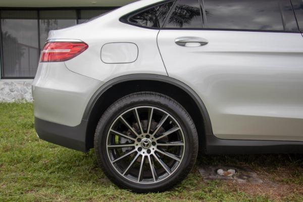 Used 2017 Mercedes-Benz GLC Coupe AMG Sport Pkg. GLC 300 4MATIC | Miami, FL n20