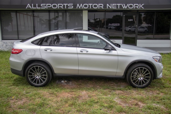 Used 2017 Mercedes-Benz GLC Coupe AMG Sport Pkg. GLC 300 4MATIC | Miami, FL n21