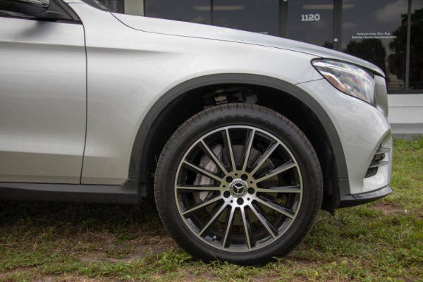 Used 2017 Mercedes-Benz GLC Coupe AMG Sport Pkg. GLC 300 4MATIC | Miami, FL n22