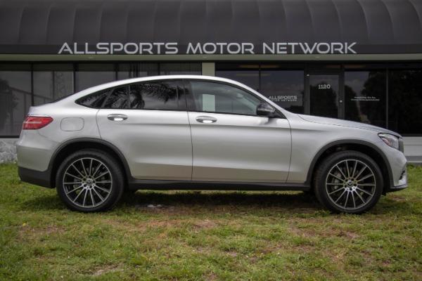 Used 2017 Mercedes-Benz GLC Coupe AMG Sport Pkg. GLC 300 4MATIC | Miami, FL n24