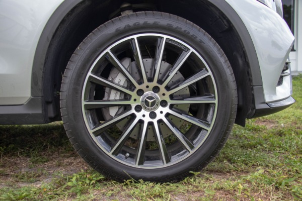 Used 2017 Mercedes-Benz GLC Coupe AMG Sport Pkg. GLC 300 4MATIC | Miami, FL n25