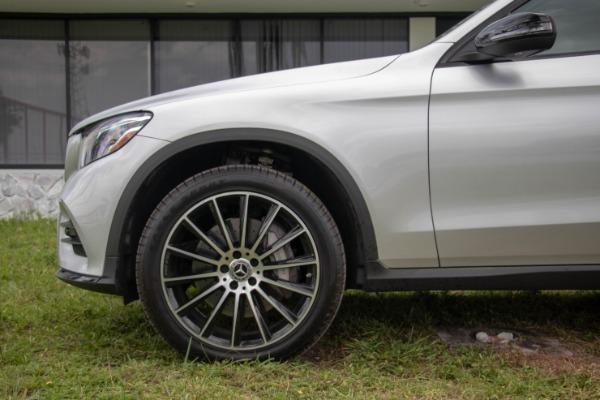 Used 2017 Mercedes-Benz GLC Coupe AMG Sport Pkg. GLC 300 4MATIC | Miami, FL n26