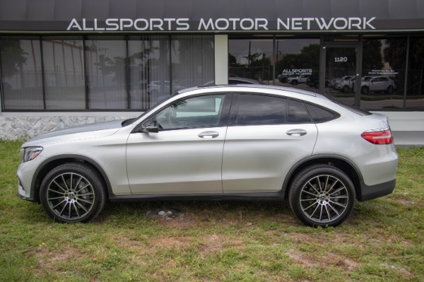 Used 2017 Mercedes-Benz GLC Coupe AMG Sport Pkg. GLC 300 4MATIC | Miami, FL n27