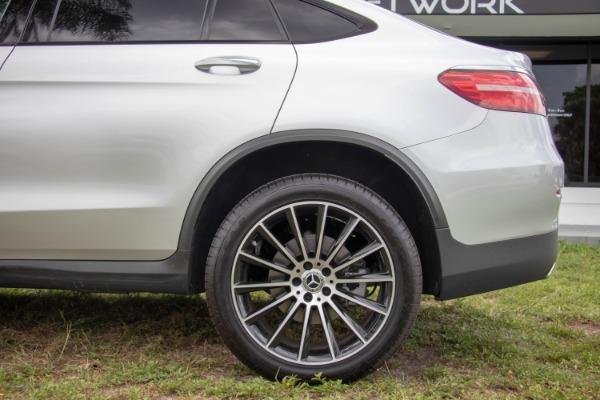 Used 2017 Mercedes-Benz GLC Coupe AMG Sport Pkg. GLC 300 4MATIC | Miami, FL n28