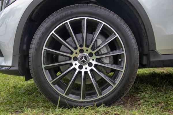 Used 2017 Mercedes-Benz GLC Coupe AMG Sport Pkg. GLC 300 4MATIC | Miami, FL n29