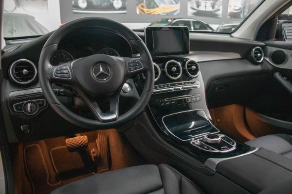 Used 2017 Mercedes-Benz GLC Coupe AMG Sport Pkg. GLC 300 4MATIC | Miami, FL n36