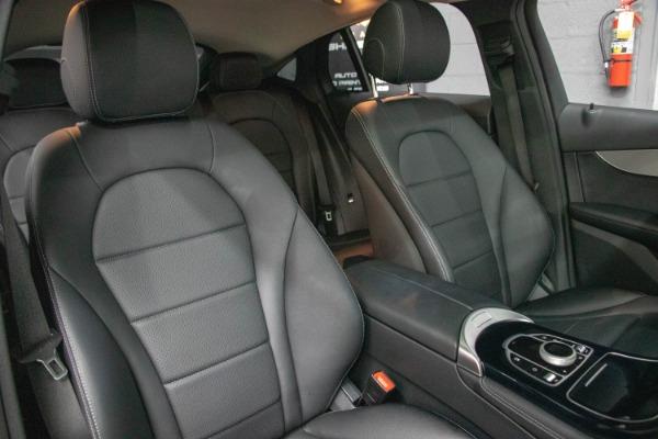 Used 2017 Mercedes-Benz GLC Coupe AMG Sport Pkg. GLC 300 4MATIC | Miami, FL n38