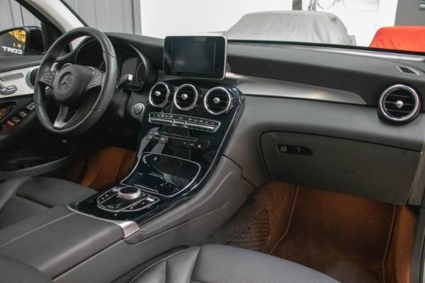 Used 2017 Mercedes-Benz GLC Coupe AMG Sport Pkg. GLC 300 4MATIC | Miami, FL n39