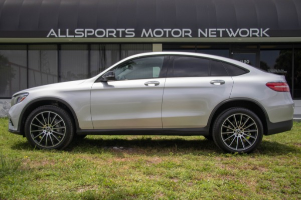 Used 2017 Mercedes-Benz GLC Coupe AMG Sport Pkg. GLC 300 4MATIC | Miami, FL n4