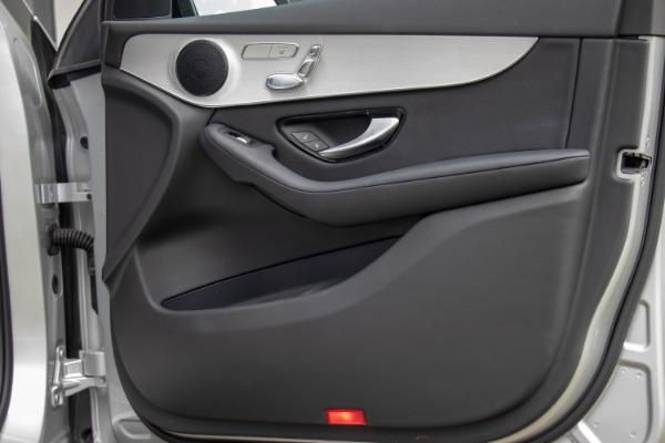 Used 2017 Mercedes-Benz GLC Coupe AMG Sport Pkg. GLC 300 4MATIC | Miami, FL n40