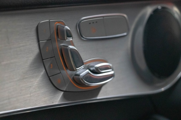 Used 2017 Mercedes-Benz GLC Coupe AMG Sport Pkg. GLC 300 4MATIC | Miami, FL n47