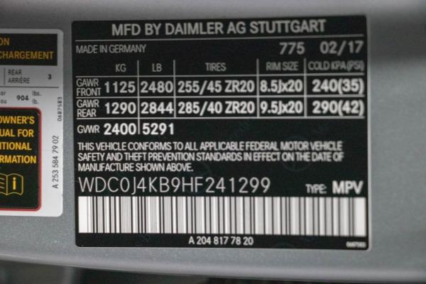 Used 2017 Mercedes-Benz GLC Coupe AMG Sport Pkg. GLC 300 4MATIC | Miami, FL n49
