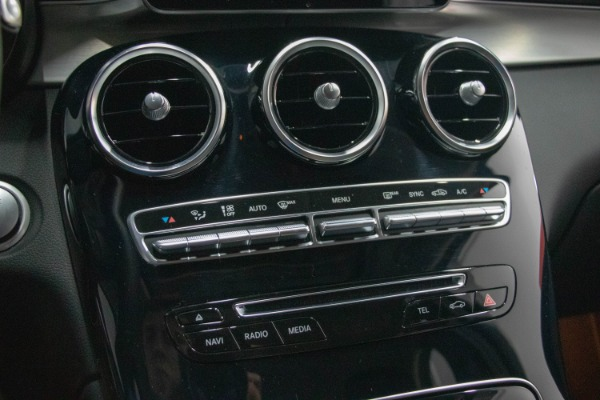 Used 2017 Mercedes-Benz GLC Coupe AMG Sport Pkg. GLC 300 4MATIC | Miami, FL n56
