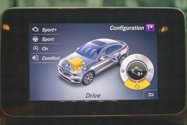 Used 2017 Mercedes-Benz GLC Coupe AMG Sport Pkg. GLC 300 4MATIC | Miami, FL n63