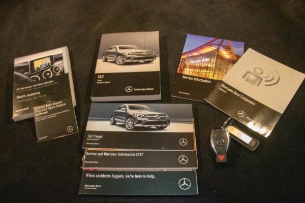Used 2017 Mercedes-Benz GLC Coupe AMG Sport Pkg. GLC 300 4MATIC | Miami, FL n73
