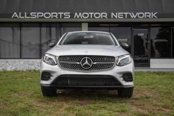 Used 2017 Mercedes-Benz GLC Coupe AMG Sport Pkg. GLC 300 4MATIC | Miami, FL n9