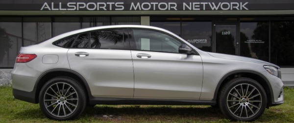 2017 Mercedes-Benz GLC Coupe AMG Sport Pkg. GLC 300 4MATIC