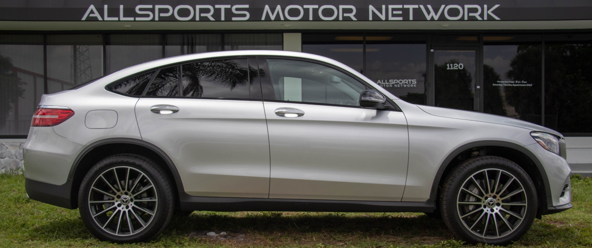 Used 2017 Mercedes-Benz GLC Coupe AMG Sport Pkg. GLC 300 4MATIC | Miami, FL