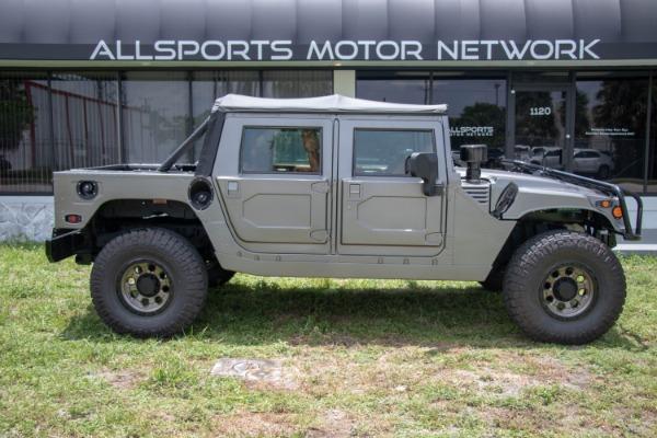 Used 1996 Hummer H1 Custom | Miami, FL n2
