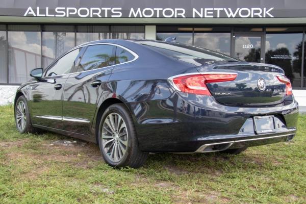Used 2017 Buick LaCrosse Premium | Miami, FL n14