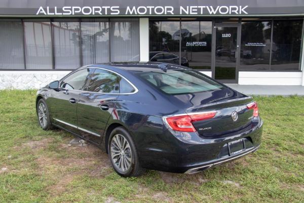 Used 2017 Buick LaCrosse Premium | Miami, FL n17