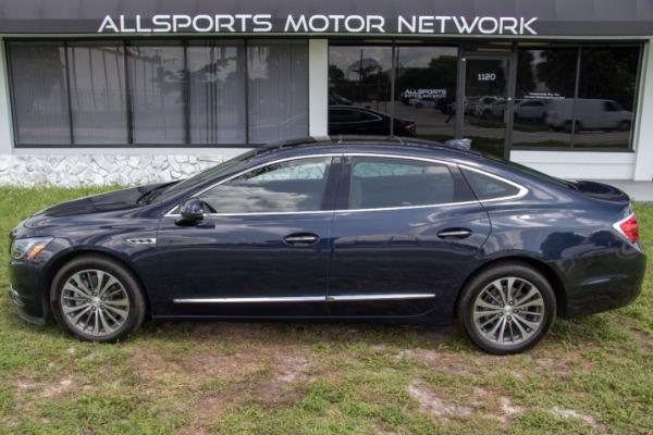 Used 2017 Buick LaCrosse Premium | Miami, FL n27