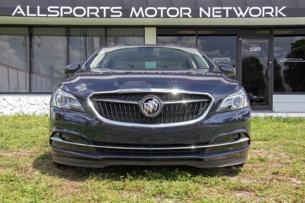 Used 2017 Buick LaCrosse Premium | Miami, FL n3