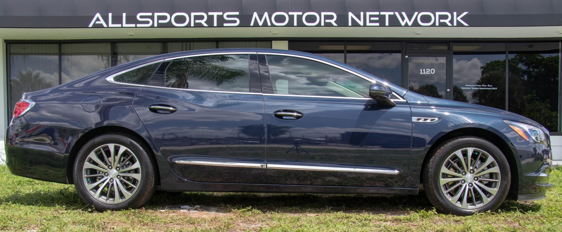 Used 2017 Buick LaCrosse Premium | Miami, FL