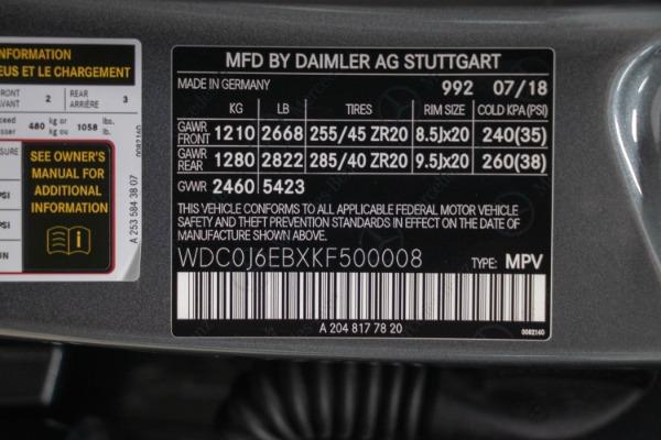 Used 2019 Mercedes-Benz GLC AMG GLC 43 | Miami, FL n77