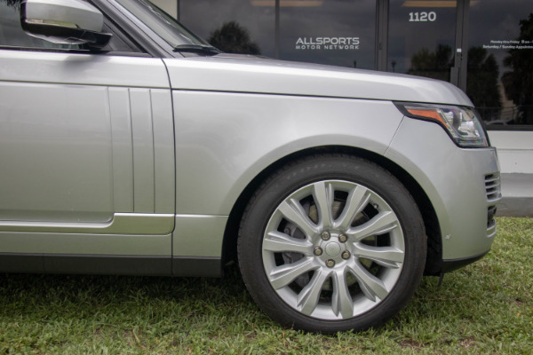 Used 2016 Land Rover Range Rover Supercharged | Miami, FL n19