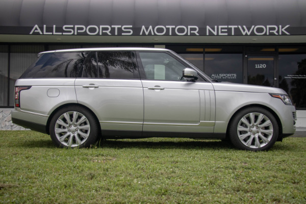 Used 2016 Land Rover Range Rover Supercharged | Miami, FL n21