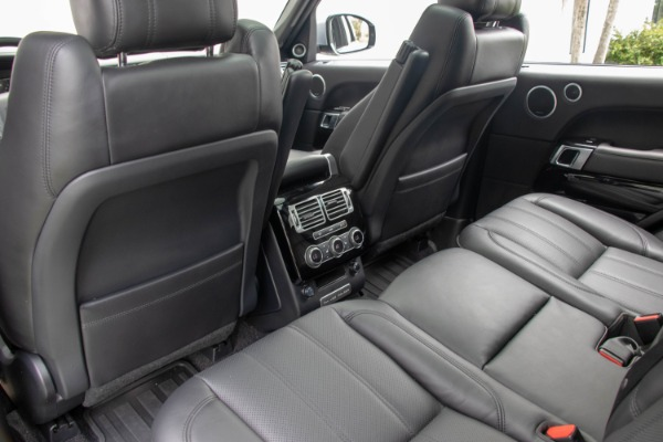 Used 2016 Land Rover Range Rover Supercharged | Miami, FL n30