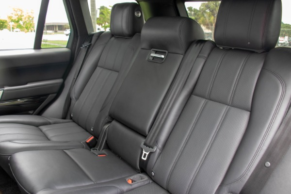 Used 2016 Land Rover Range Rover Supercharged | Miami, FL n31