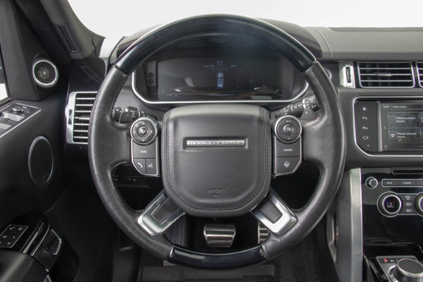 Used 2016 Land Rover Range Rover Supercharged | Miami, FL n39