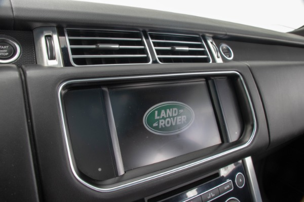 Used 2016 Land Rover Range Rover Supercharged | Miami, FL n44