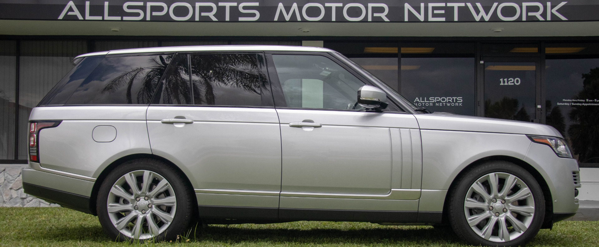 Used 2016 Land Rover Range Rover Supercharged | Miami, FL
