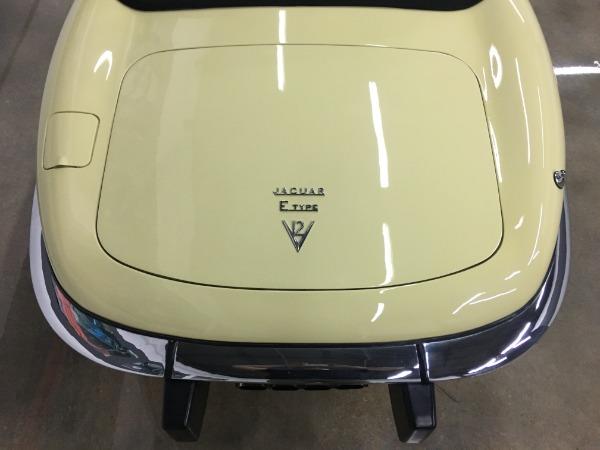 Used 1974 Jaguar E-Type XKE Series III | Miami, FL n24