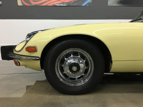 Used 1974 Jaguar E-Type XKE Series III | Miami, FL n35