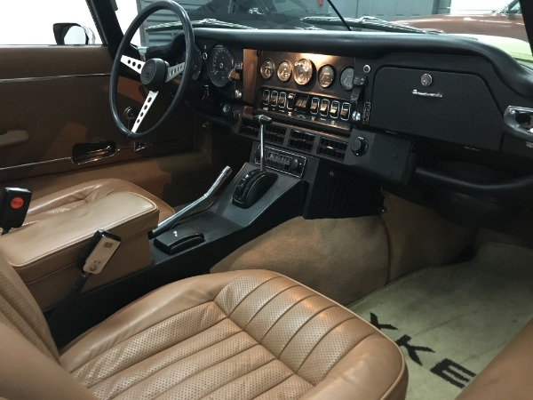 Used 1974 Jaguar E-Type XKE Series III | Miami, FL n45