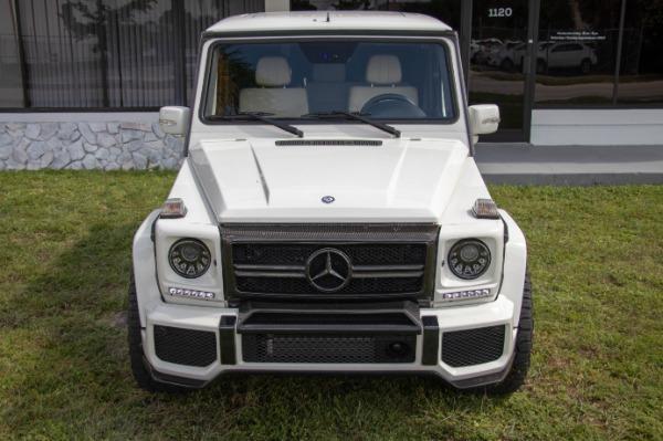 Used 2011 Mercedes-Benz G-Class G 55 AMG | Miami, FL n12