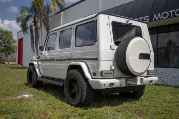 Used 2011 Mercedes-Benz G-Class G 55 AMG | Miami, FL n14